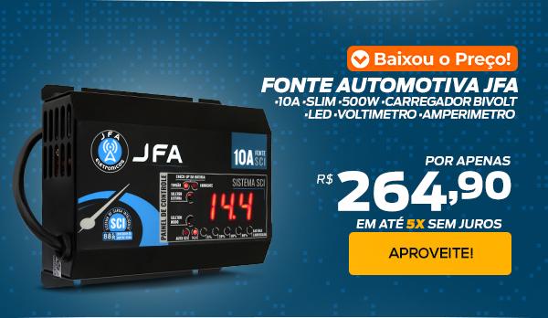 Fonte Automotiva JFA
